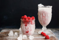 wildfare raspberry smoothie