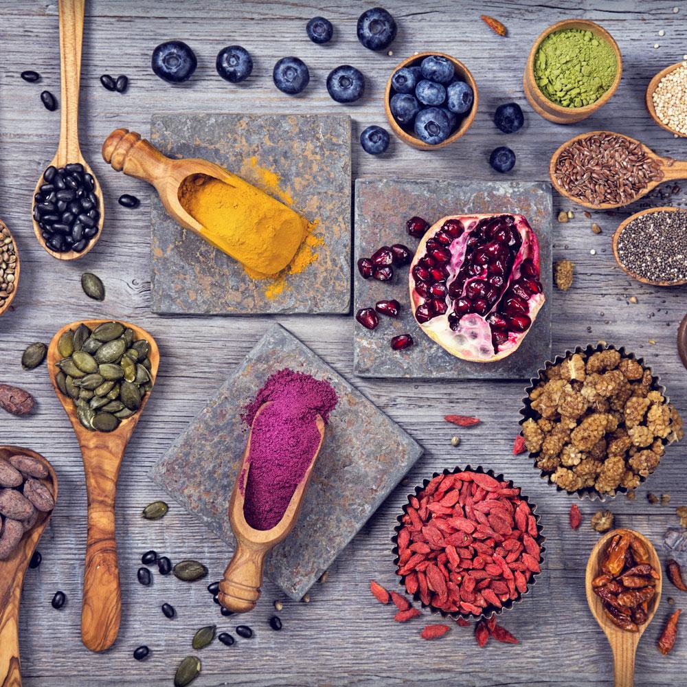 Eat wild recipe planner